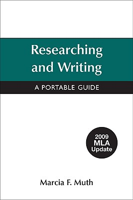 Research and Writing By Muth, Marcia